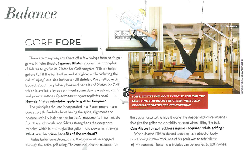 Squeeze Pilates in the news 2